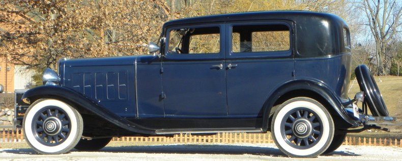 1932 Nash Series 980 Image 66