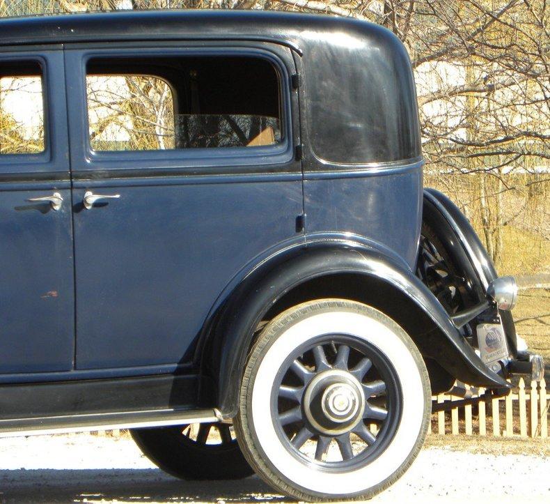 1932 Nash Series 980 Image 24