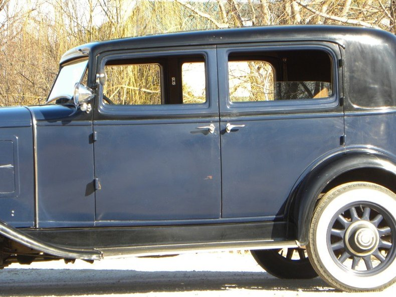 1932 Nash Series 980 Image 82