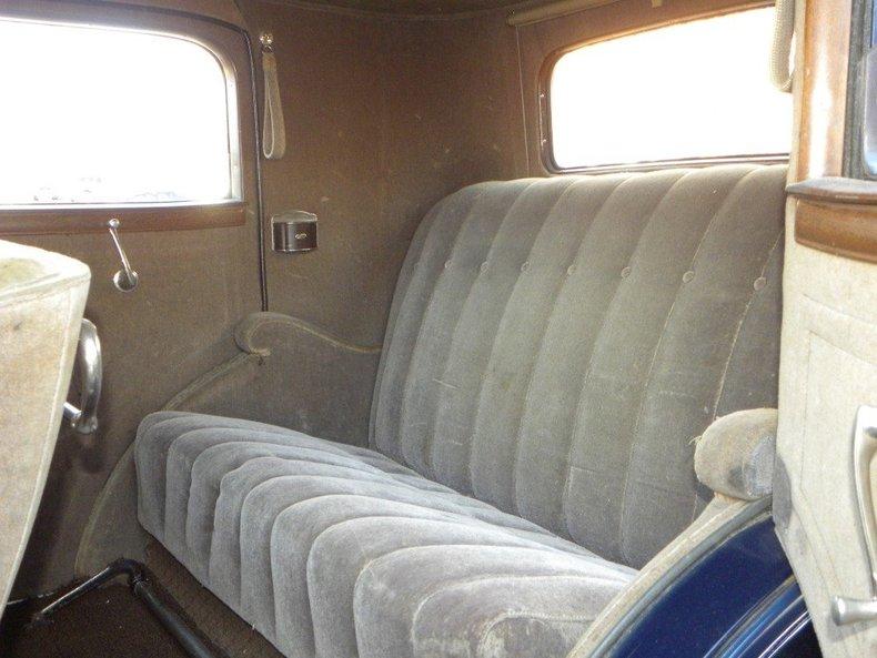 1932 Nash Series 980 Image 85