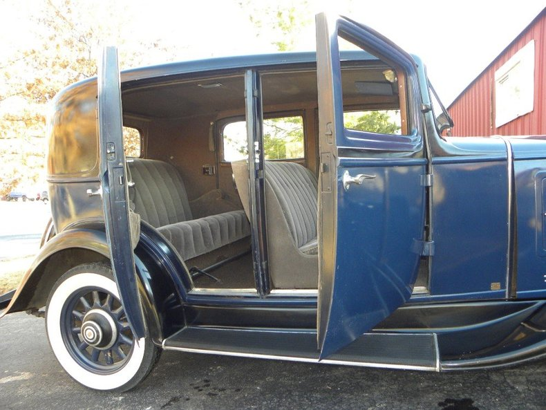 1932 Nash Series 980 Image 26