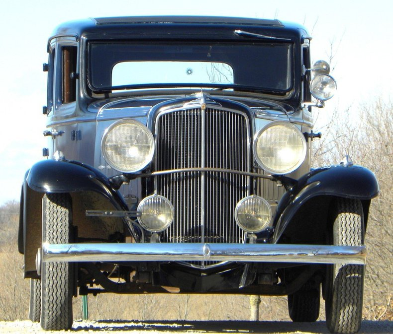 1932 Nash Series 980 Image 16