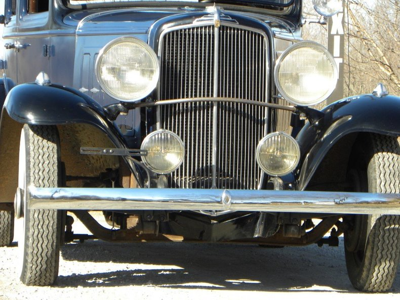 1932 Nash Series 980 Image 15