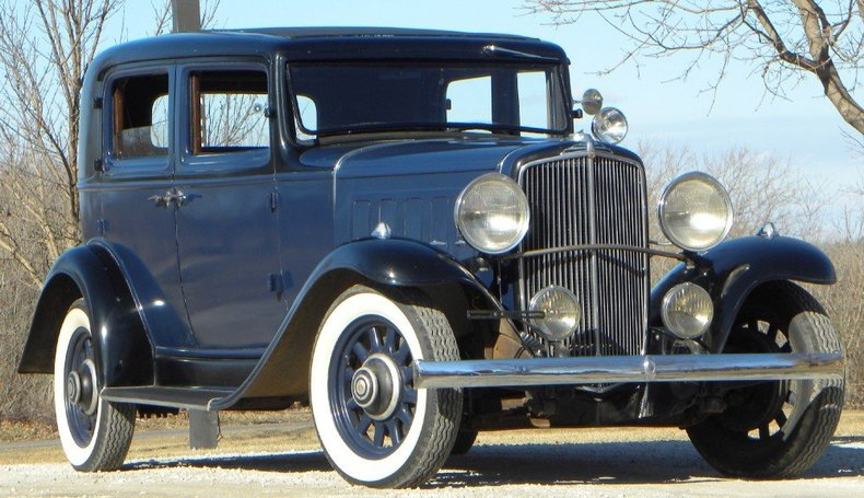 1932 Nash Series 980 Image 13