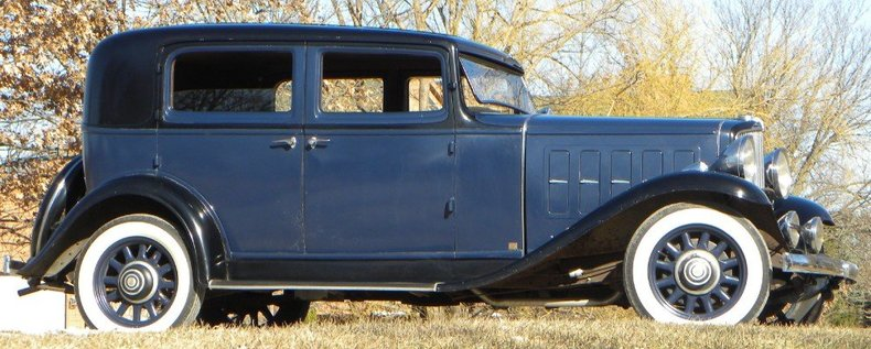 1932 Nash Series 980 Image 11