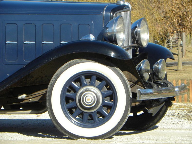1932 Nash Series 980 Image 10