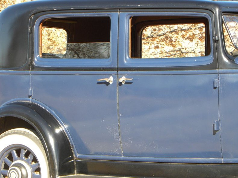 1932 Nash Series 980 Image 56