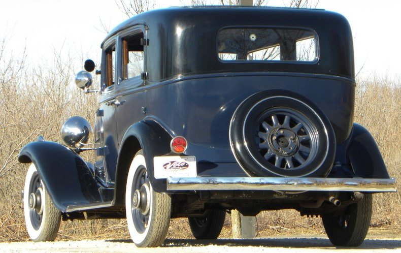 1932 Nash Series 980 Image 5