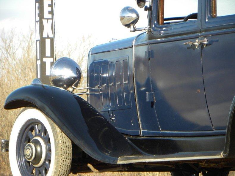 1932 Nash Series 980 Image 53