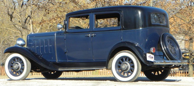 1932 Nash Series 980 Image 117