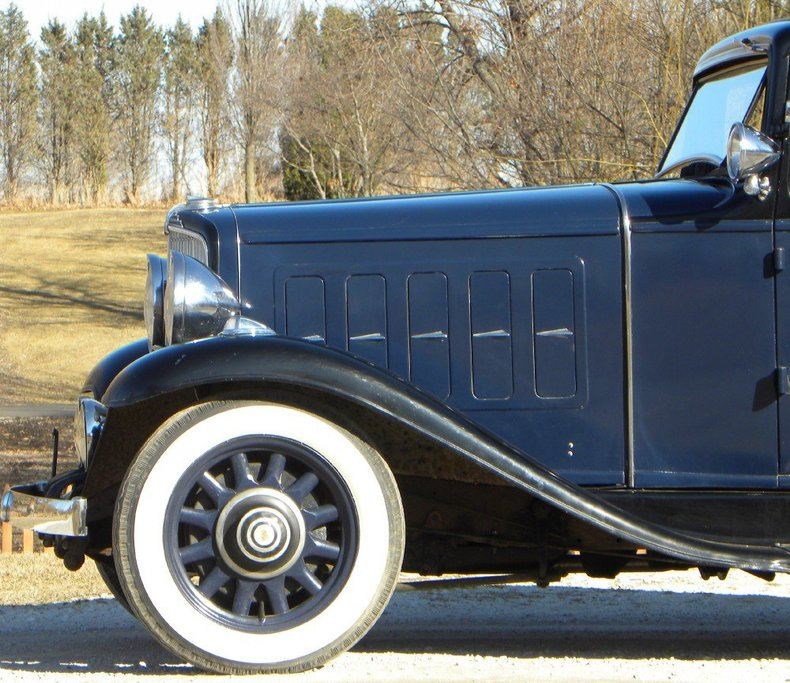 1932 Nash Series 980 Image 116