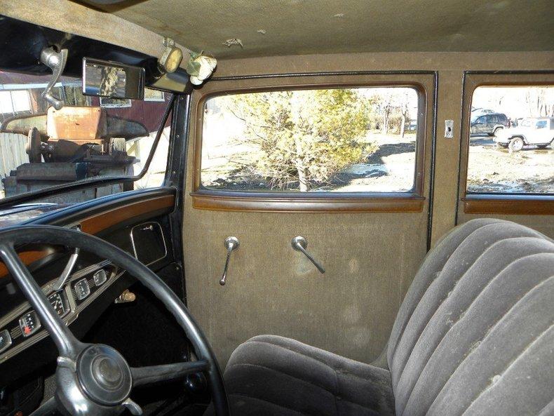 1932 Nash Series 980 Image 73