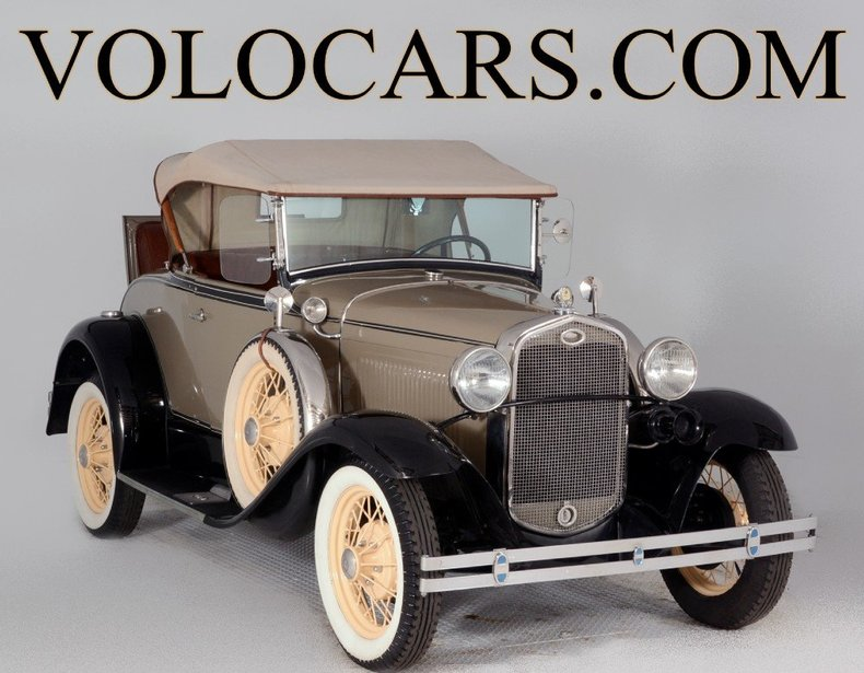 1931 Ford Model A Image 1
