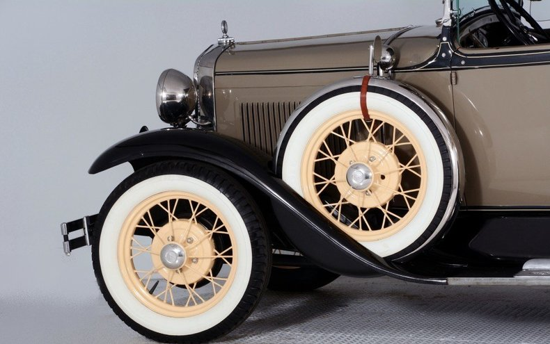 1931 Ford Model A Image 10
