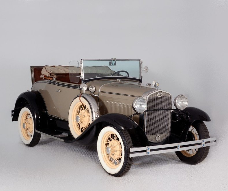 1931 Ford Model A Image 29