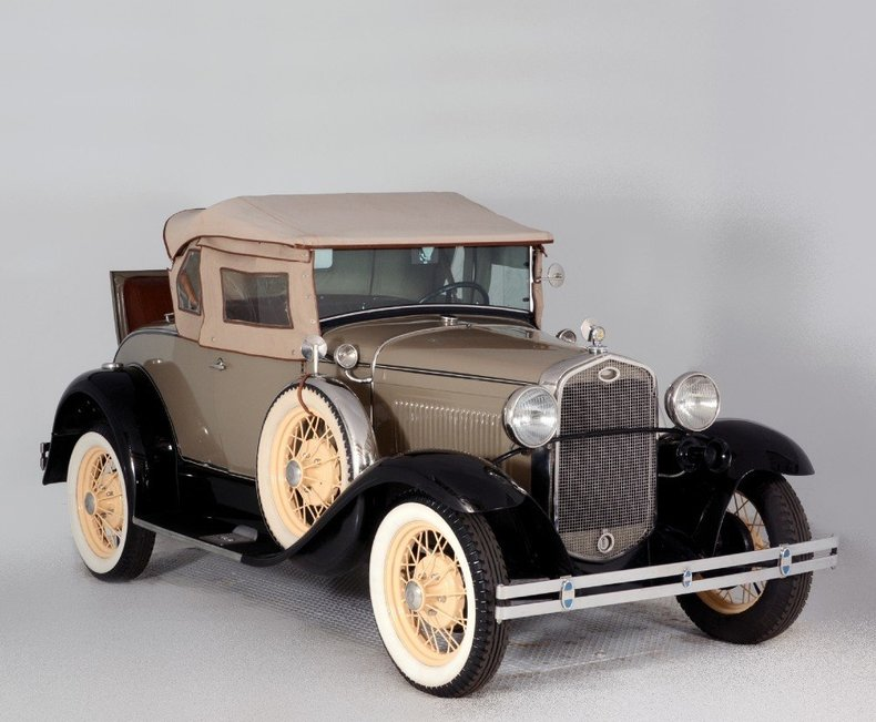 1931 Ford Model A Image 37