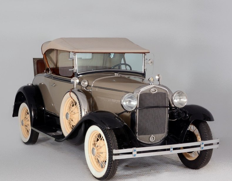 1931 Ford Model A Image 59