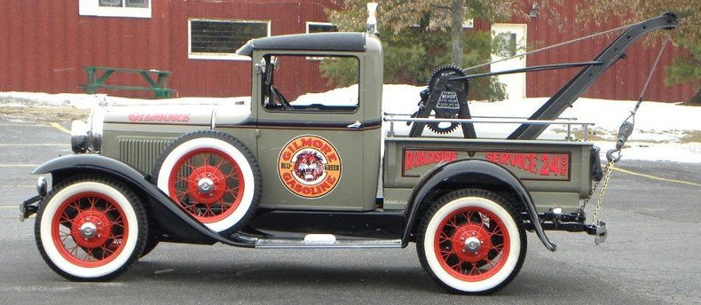 1931 Ford Model A Image 2