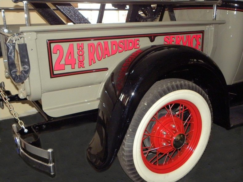 1931 Ford Model A Image 34