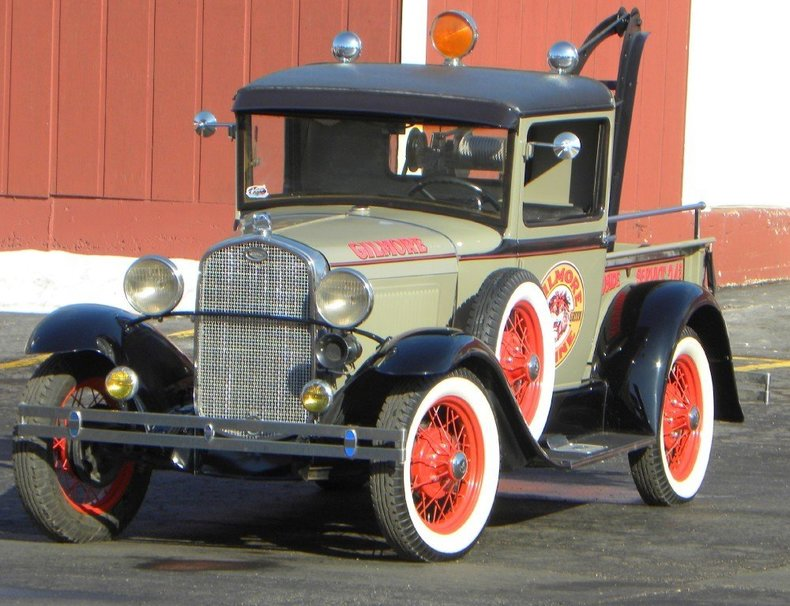 1931 Ford Model A Image 47