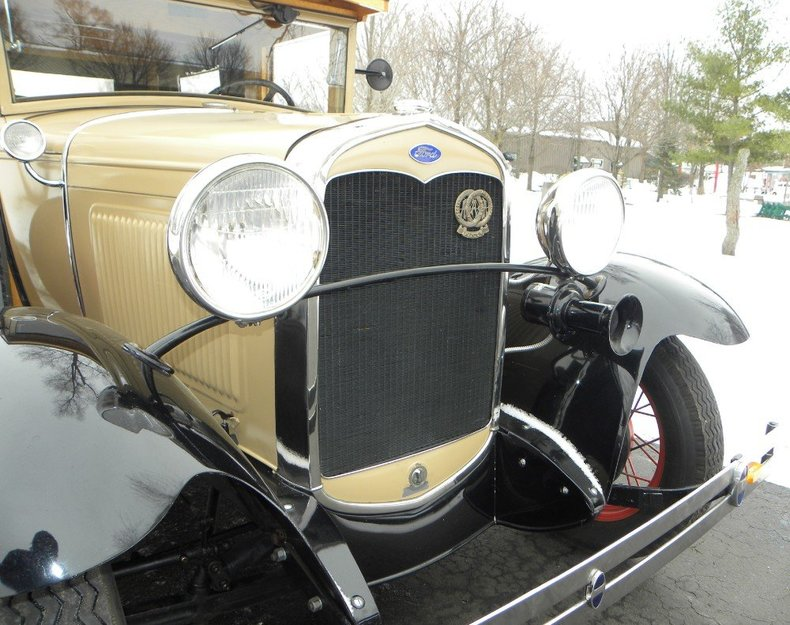 1931 Ford Model A Image 16