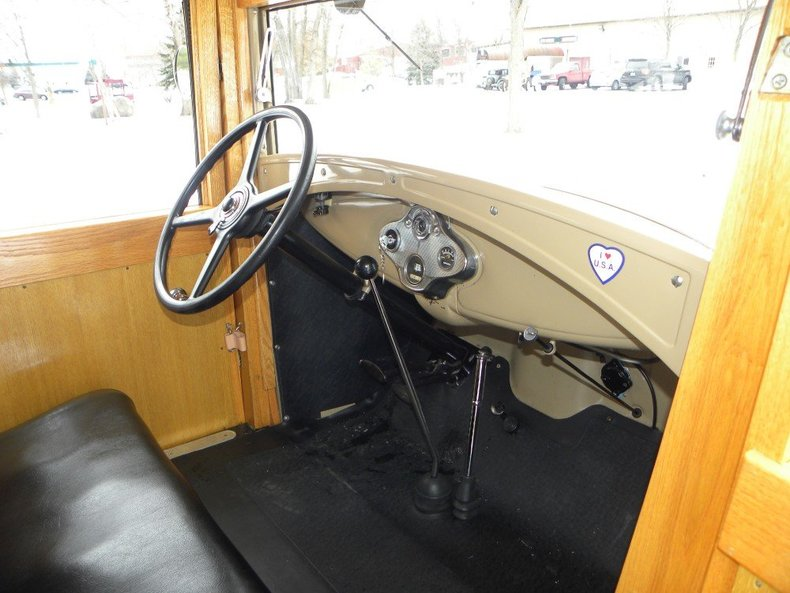 1931 Ford Model A Image 23