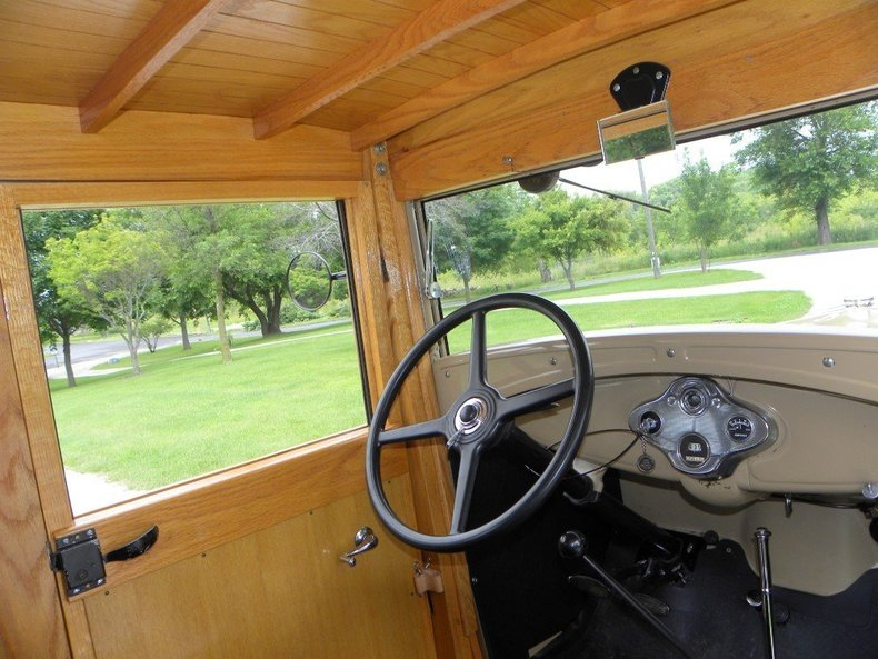 1931 Ford Model A Image 48