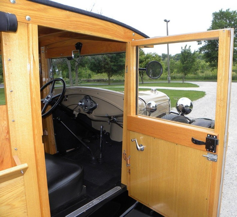 1931 Ford Model A Image 52