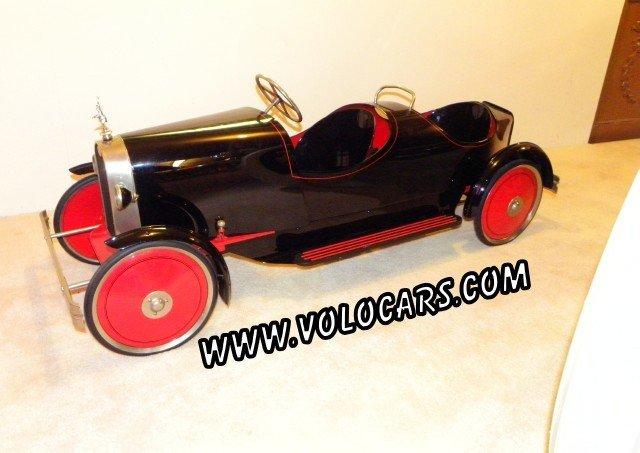 1929 Bugatti Pedal Car  Image 1