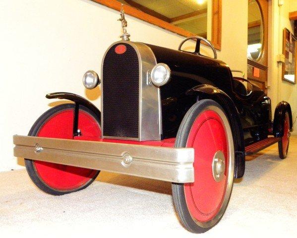1929 Bugatti Pedal Car  Image 13