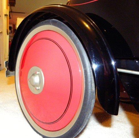 1929 Bugatti Pedal Car  Image 17