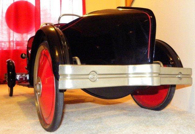 1929 Bugatti Pedal Car  Image 27
