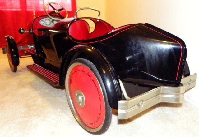 1929 Bugatti Pedal Car  Image 24