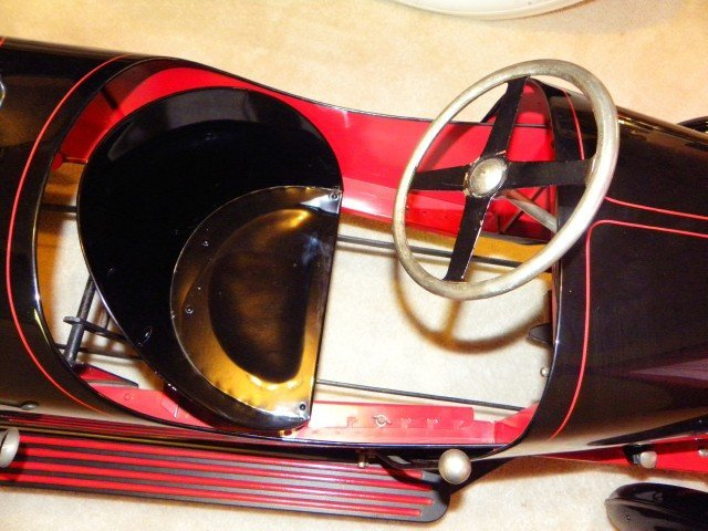 1929 Bugatti Pedal Car  Image 6