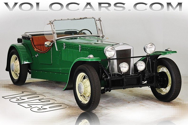 1929 Frazer-Nash Nash Image 1