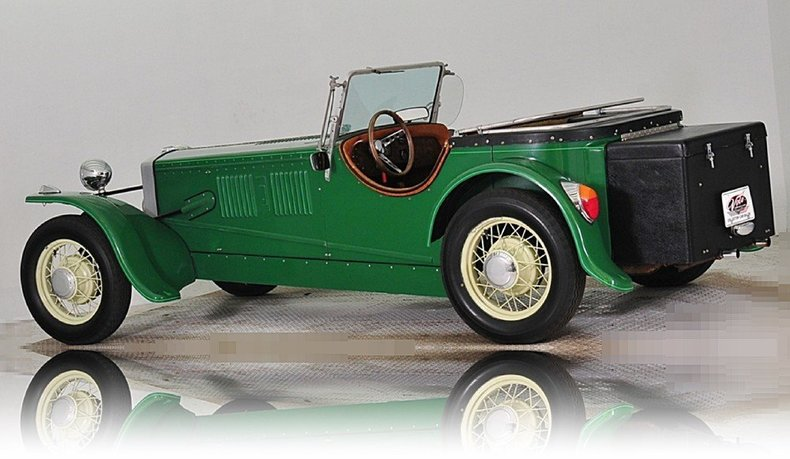 1929 Frazer-Nash Nash Image 3