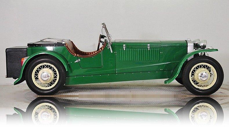 1929 Frazer-Nash Nash Image 6