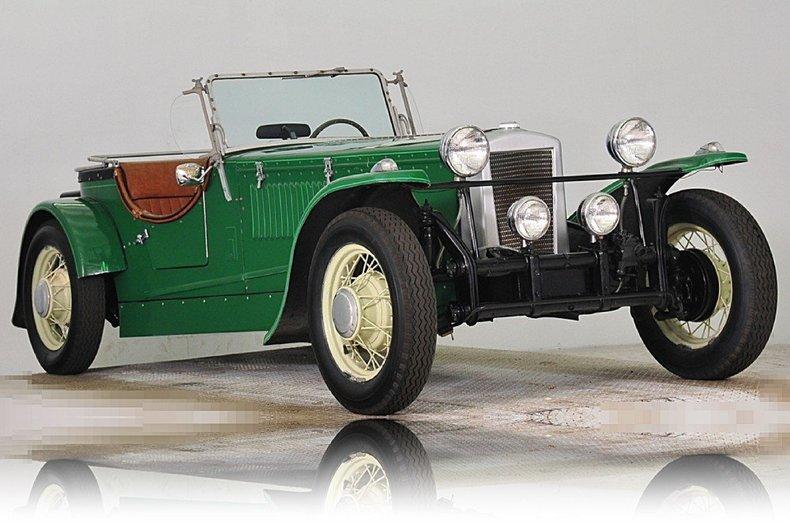 1929 Frazer-Nash Nash Image 9