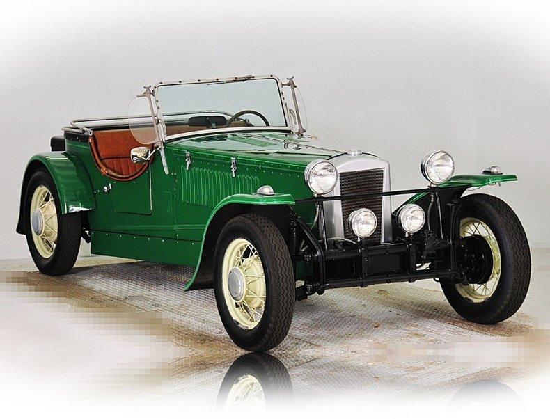 1929 Frazer-Nash Nash Image 11