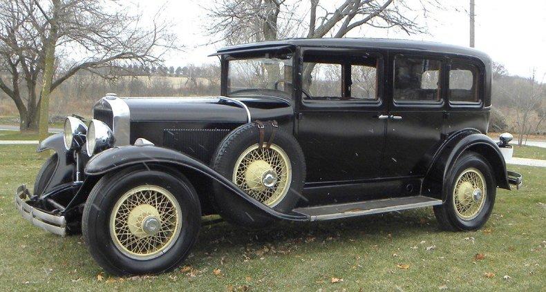 1929 LaSalle 4 Door Image 2