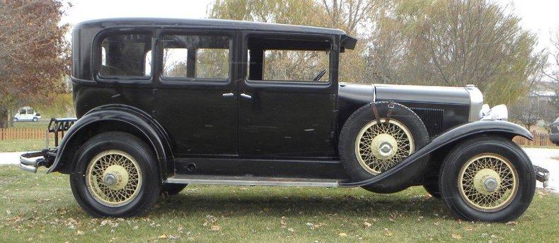 1929 LaSalle 4 Door Image 4