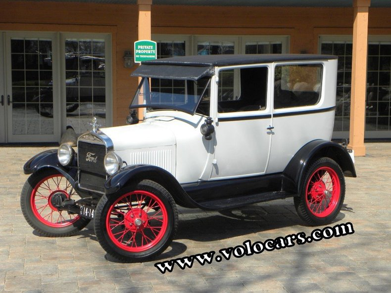 1927 Ford Model T Image 86