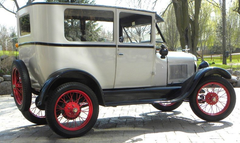 1927 Ford Model T Image 70