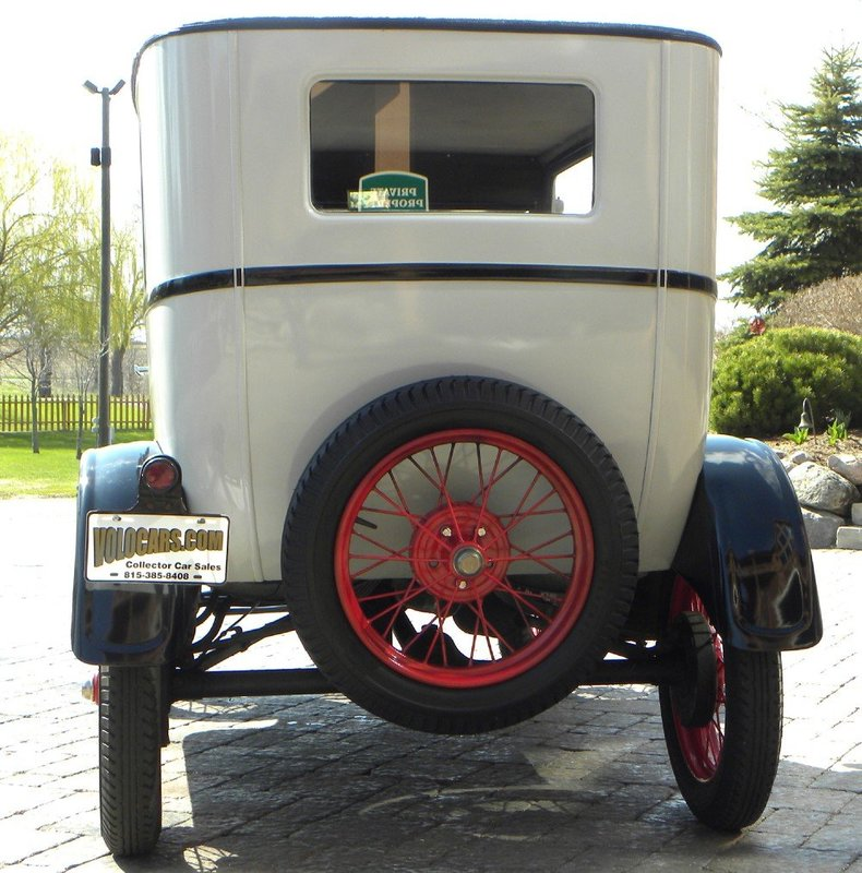 1927 Ford Model T Image 78