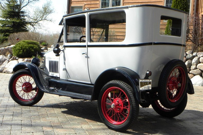 1927 Ford Model T Image 52