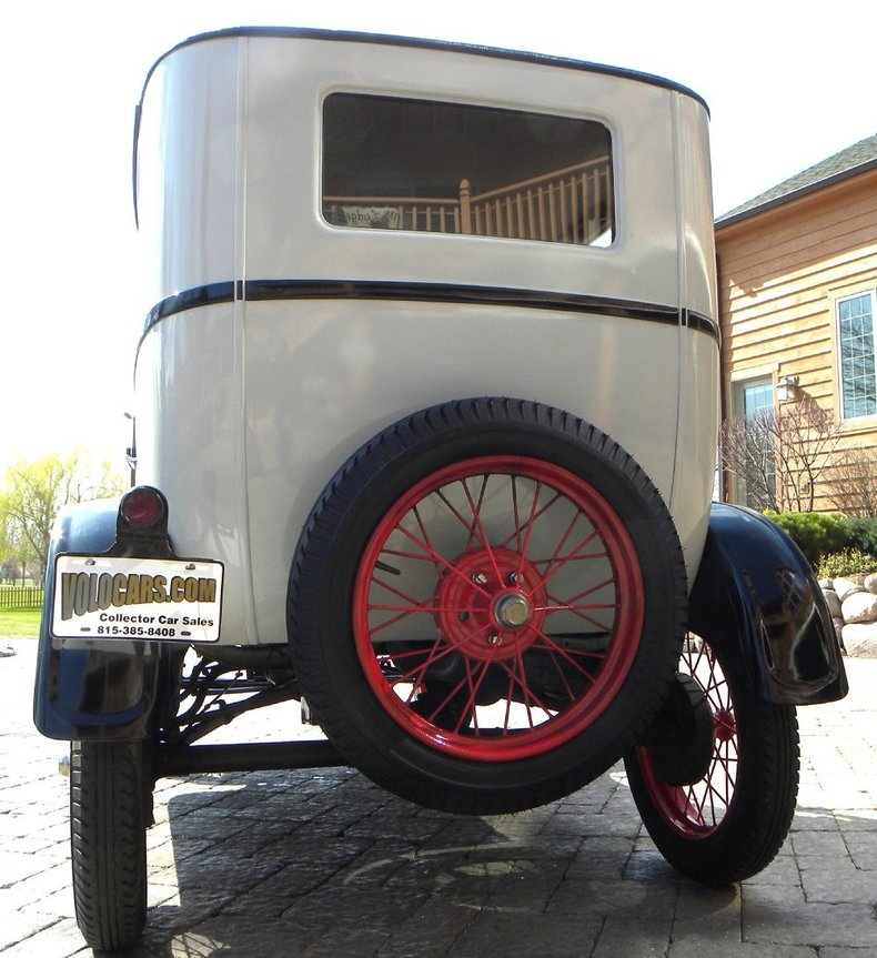 1927 Ford Model T Image 43
