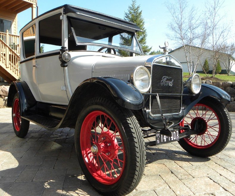1927 Ford Model T Image 77