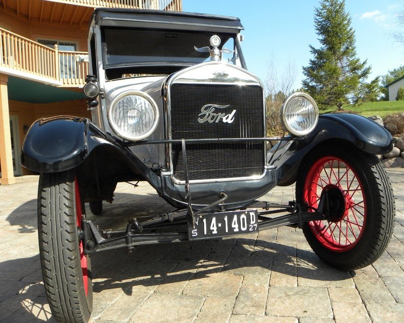 1927 Ford Model T Image 76