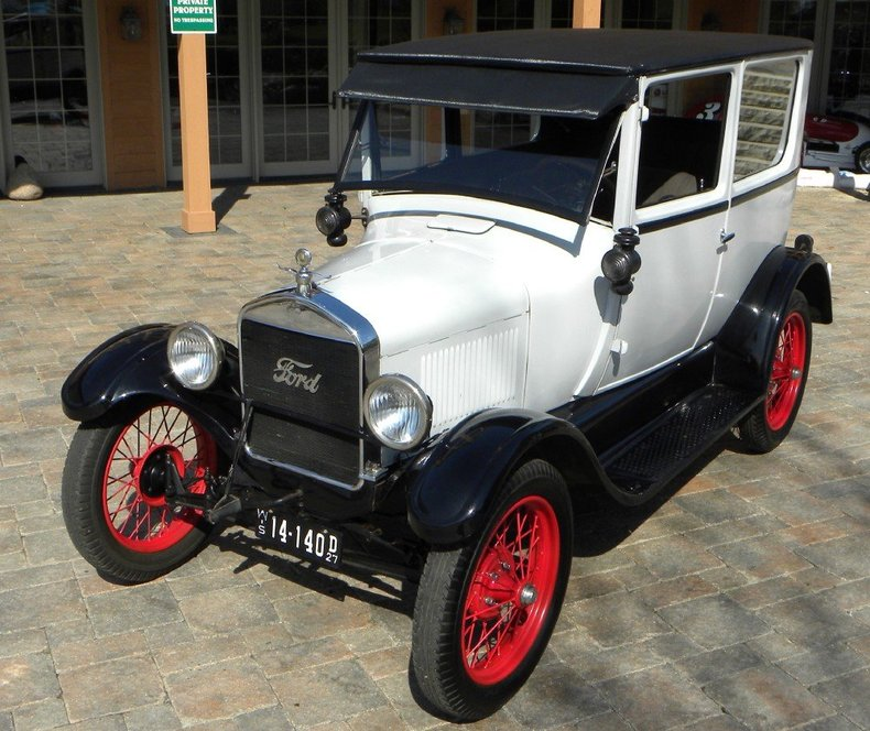 1927 Ford Model T Image 74