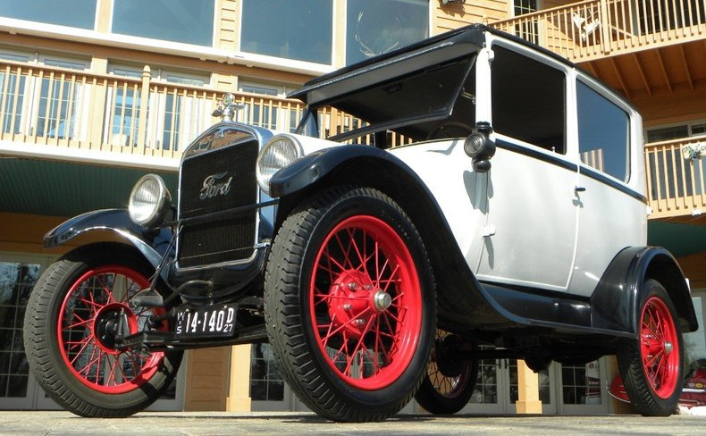 1927 Ford Model T Image 90